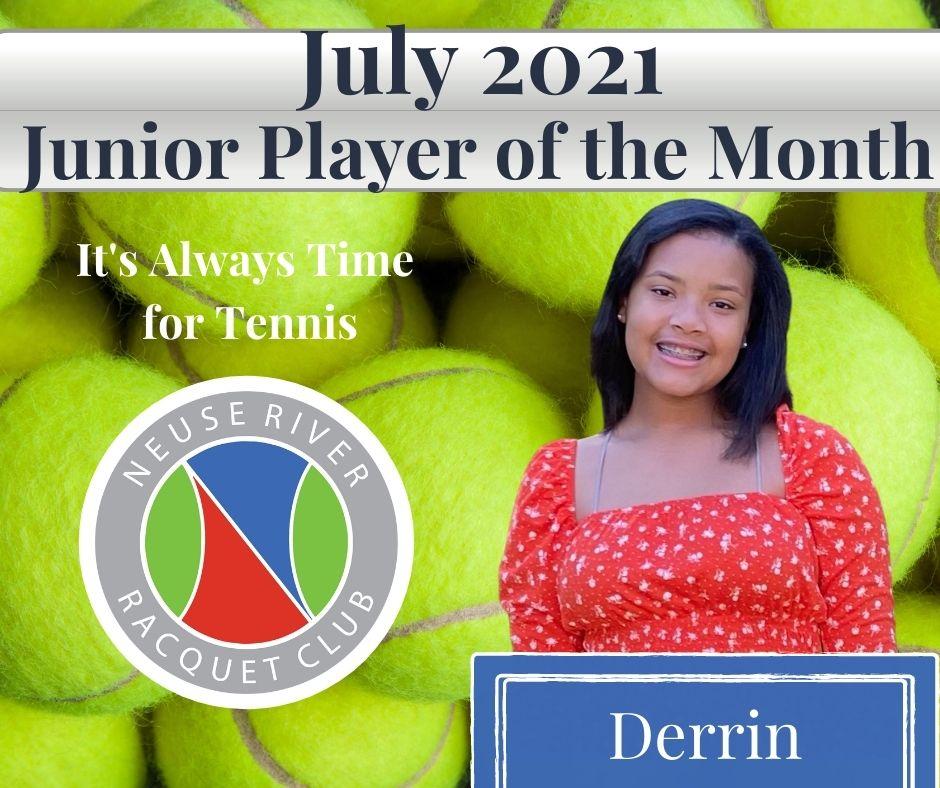 Derrin July 2021